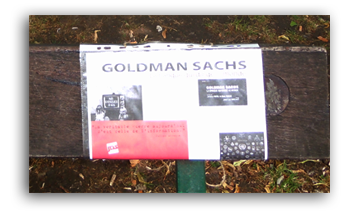 Fuck you Goldman sachs